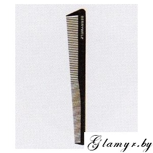 BERRYWELL. РАСЧЕСКА CARBON SHAPE HAIR CUTTING COMB. 1 шт
