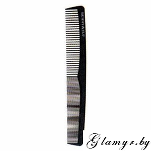 BERRYWELL. РАСЧЕСКА CARBON CUTTING COMB. 1 шт