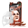 ELIZAVECCA  Тканевая маска для лица с Красным Женьшенем RED gInseng DEEP PQWER Ringer mask pack. 23 гр