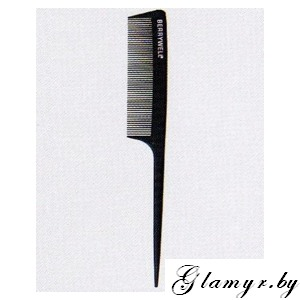 BERRYWELL. РАСЧЕСКА CARBON TAIL COMB. 1 шт