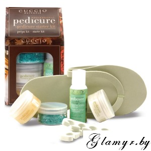 CUCCIO NATURALE. Набор Pedicure Starter Kit