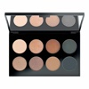 MAKE UP FACTORY. Тени для век International Eyes Palette, №29 Smoky Slavic. 8*1,5гр