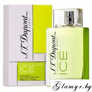 S.T. Dupont Essence Pure Ice туалетная вода 50 мл