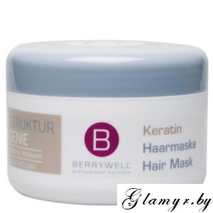 BERRYWELL. Маска Keratin Hair Mask. 201 мл