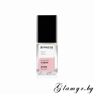 PAESE Therapy Double the nail  Средство для усиления роста ногтей 9 мл