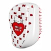 Расческа Tangle Teezer Compact Styler Hello Kitty Dancing Bows - белый/красный
