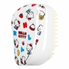 Расческа Tangle Teezer Compact Styler Hello Kitty Happy Life - белый/желтый