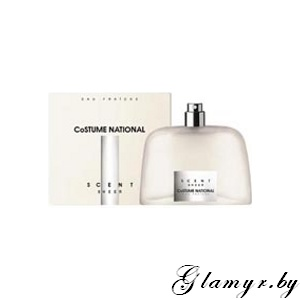 Costume National Scent Sheer туалетная вода 50 мл