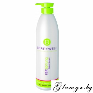 BERRYWELL. Шампунь восстанавливающий  Hair Repair Shampoo.1001 мл
