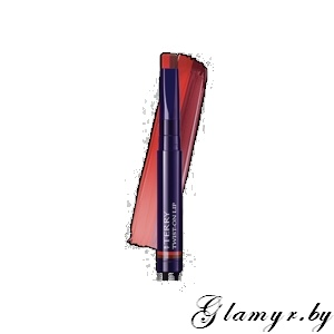 BY TERRY. Двухцветная помада для губ TWIST-ON-LIP.  5 - Red & Wine. (NEW!) 0.8 г.
