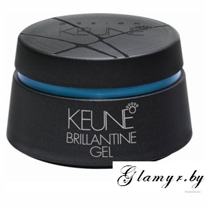 KEUNE Гель-бриллиантин/ BRILLIANTINE GEL 30 мл.