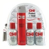 CHI. CHI INFRA Набор для путешествия Protect & Hold Travel Kit